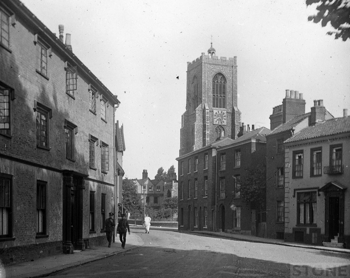 Through Glass: Norwich 1900
