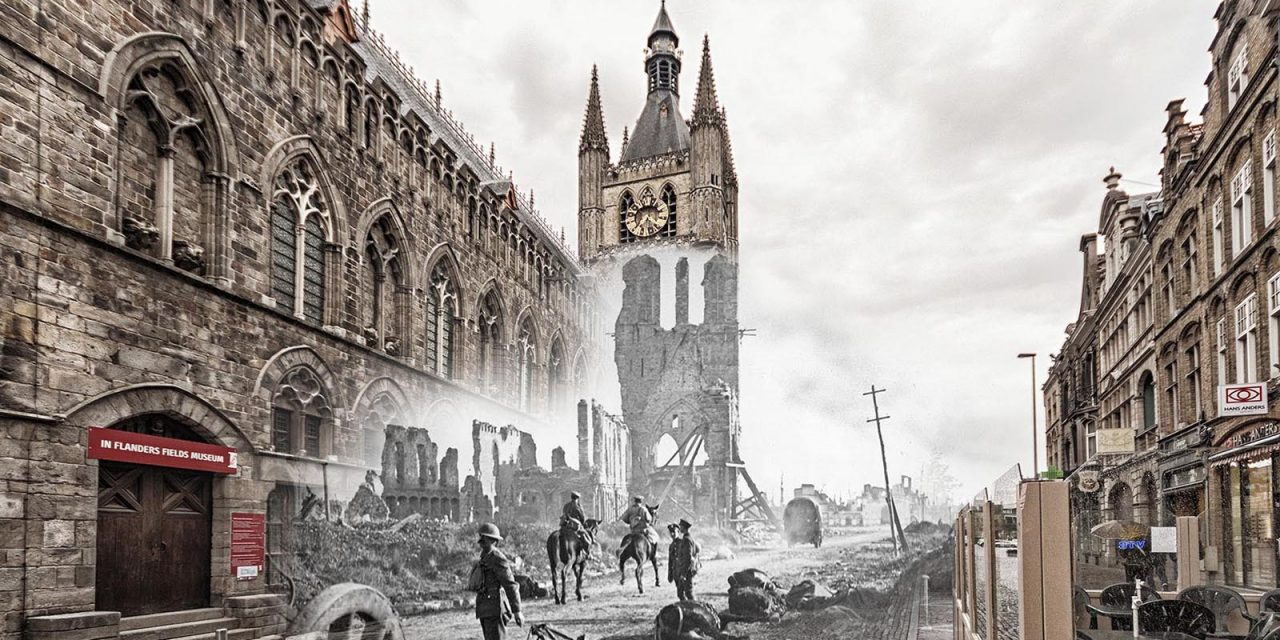 Ghosts: Ypres in the Great War