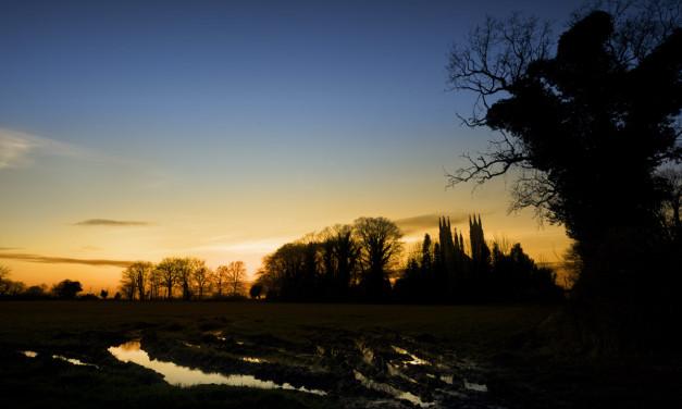 Lost in a landscape: Booton