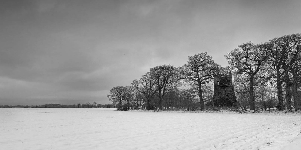 Lost in a landscape: Hainford All Saints