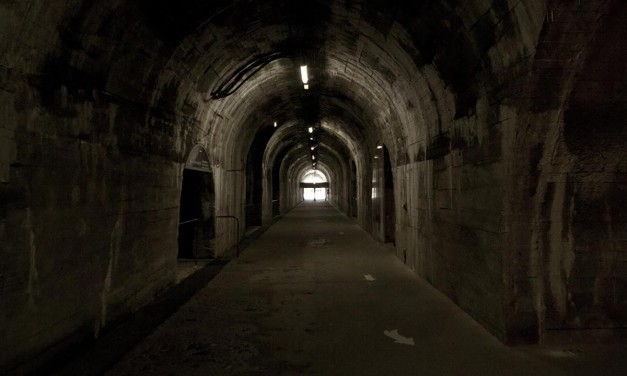 Dead cities: La Coupole