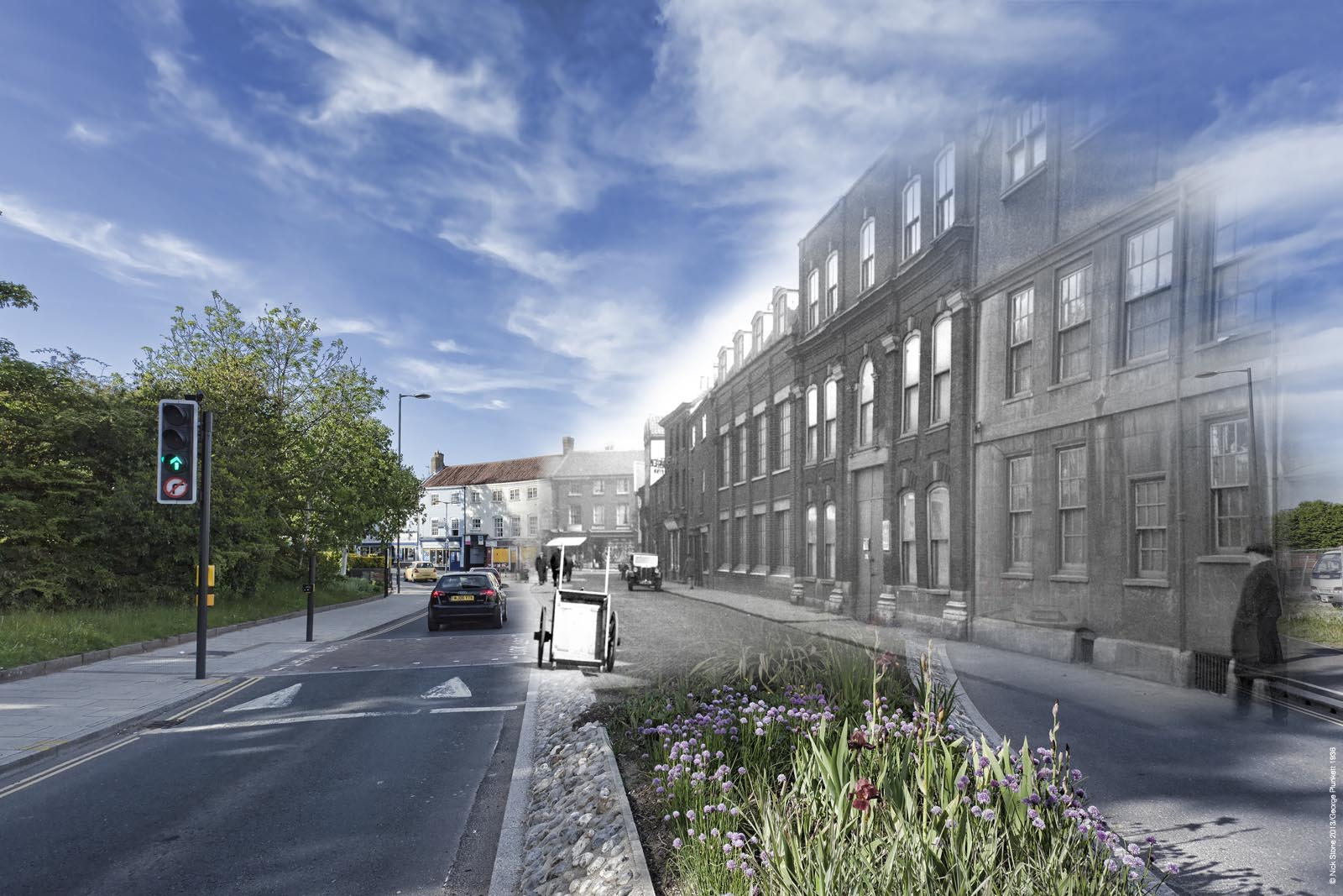 Pitt street norwich history
