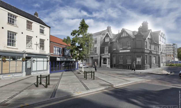 Lost City Ghosts: Botolph Street & The Shuttles pub