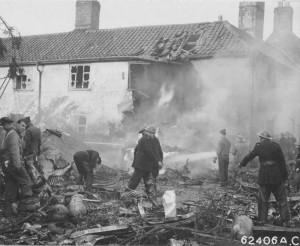 Catton liberator crash