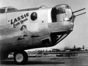 B-24J-LassieComeHome