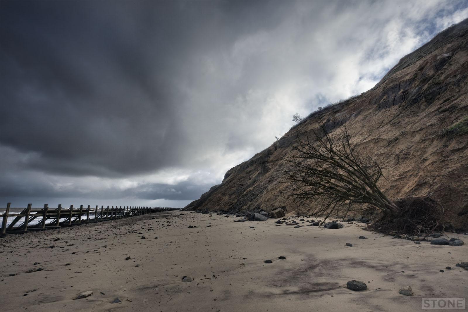 Coasting: Trimingham – On the beach