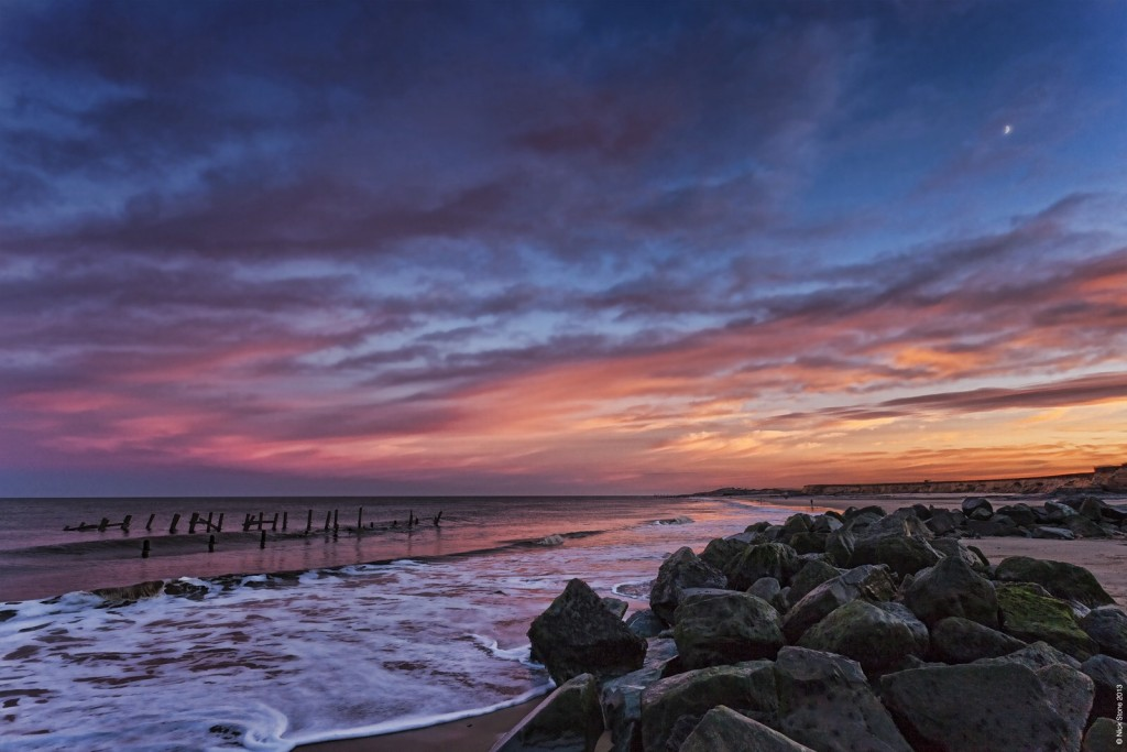 Happisburgh copyright nick stone 2014