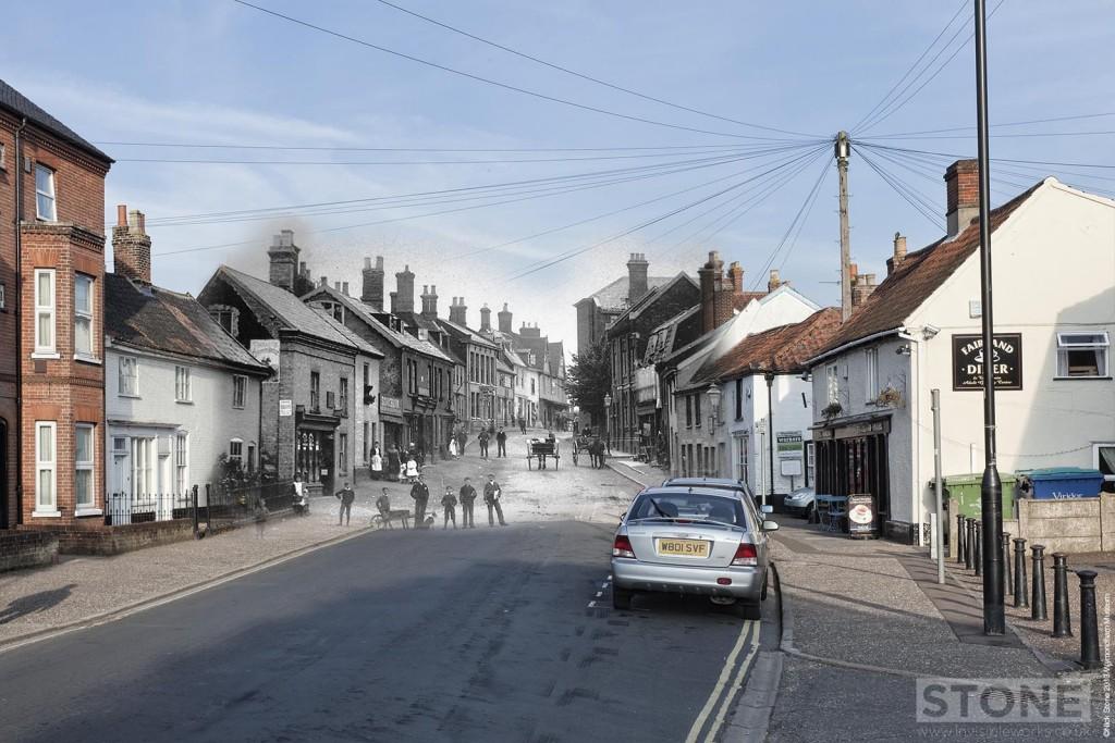 Wymondham 1767 © Nick Stone 2014