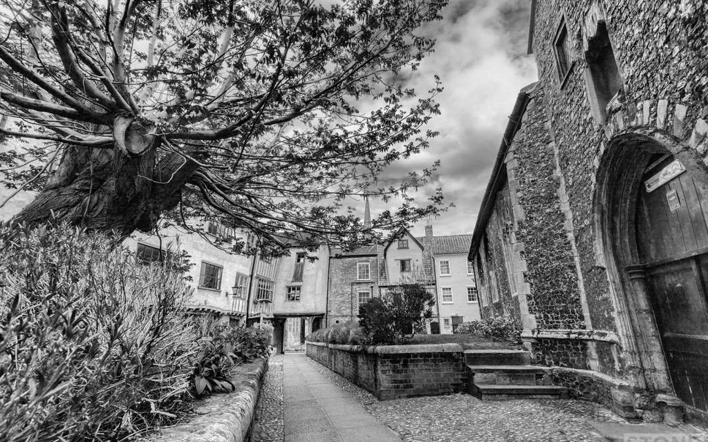 Hidden history: Myths – Tombland, Norwich and the Plague