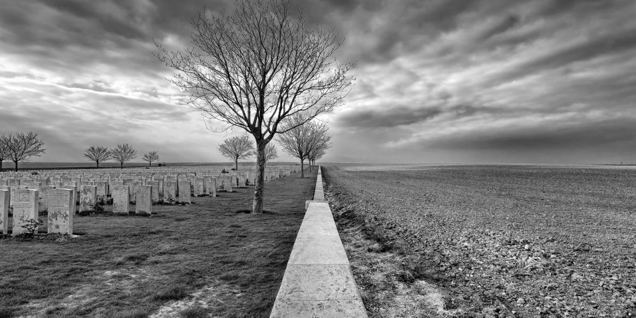 Vanishing Point: Mash Valley and Ovillers