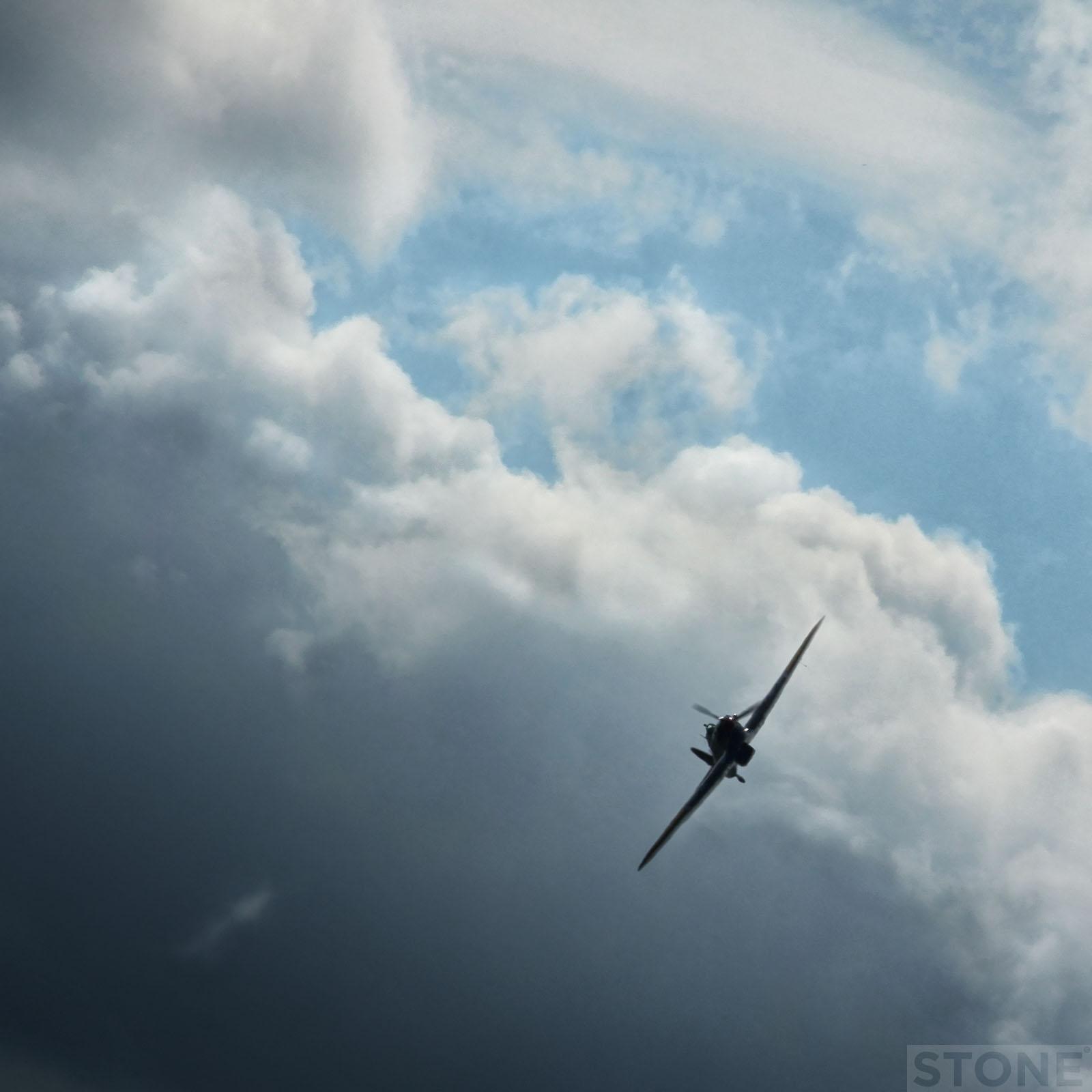 Hurricane © Nick Stone, Norfolk, RAF Coltishall