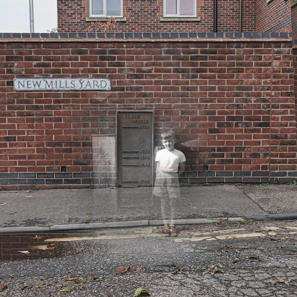 Plunket flood level ghost © Nick Stone