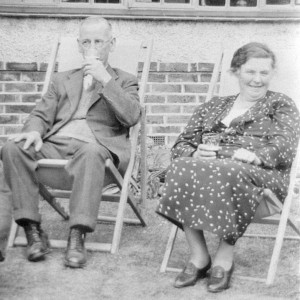 Albert and Florence Stone 1940s