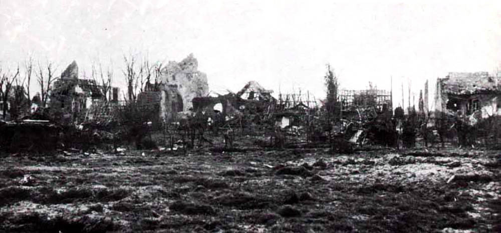 Langemark WW1