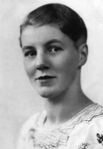 mum aged 18 1922 © Nick Stone