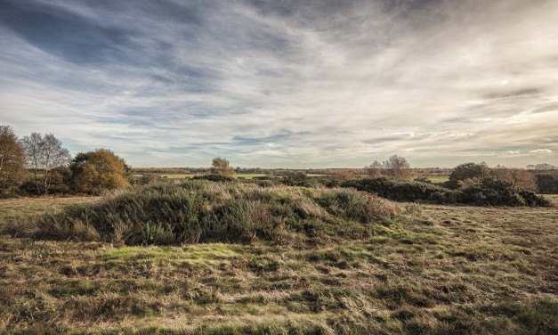Lost in a landscape: Salthouse, touching the past