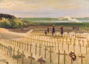 Etaples ww1 cemetery lavery