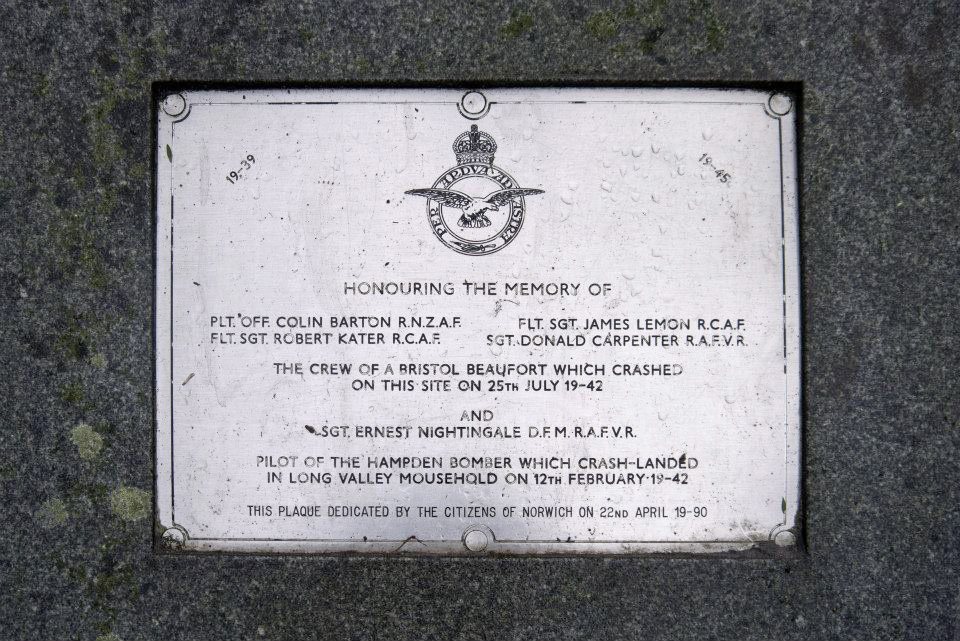 Hidden History: The Mousehold heath air crashes