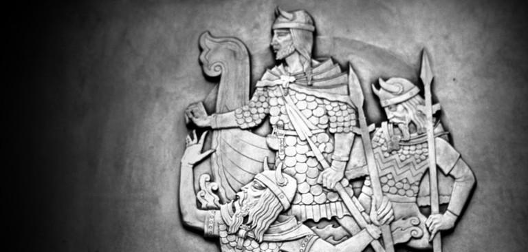 Norwich Viking history