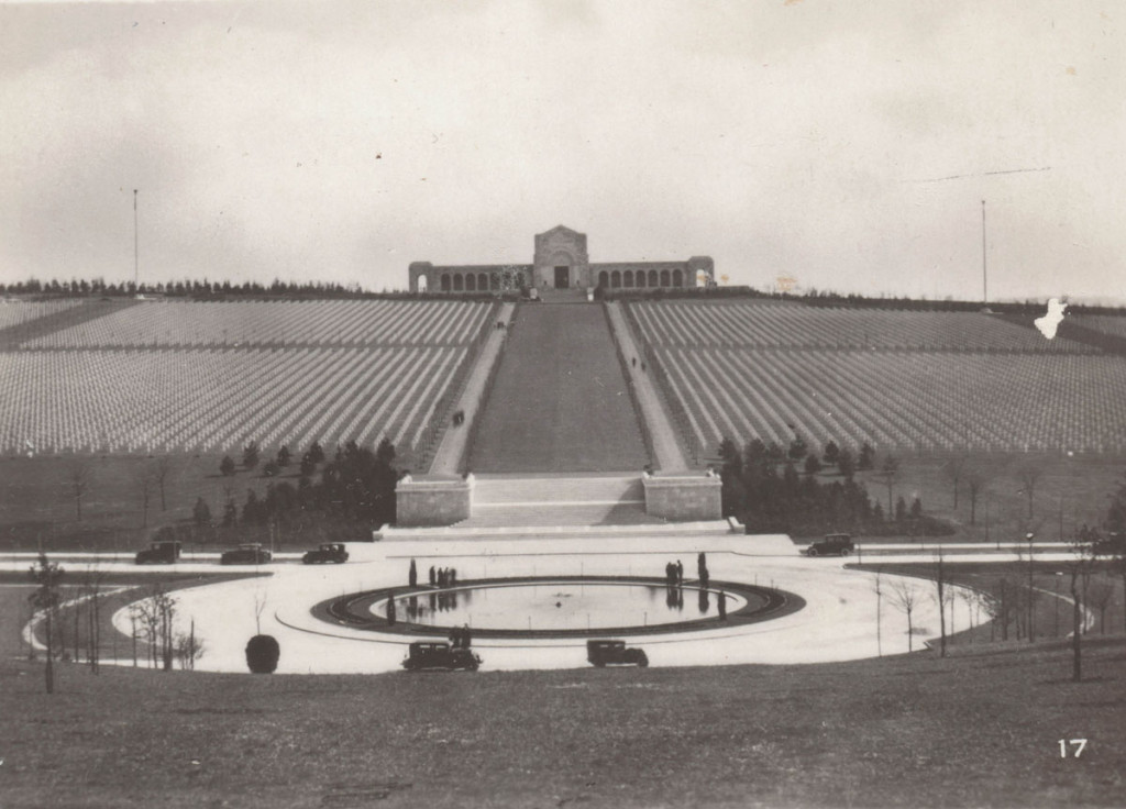 American memorial - Romagne Montfaucon