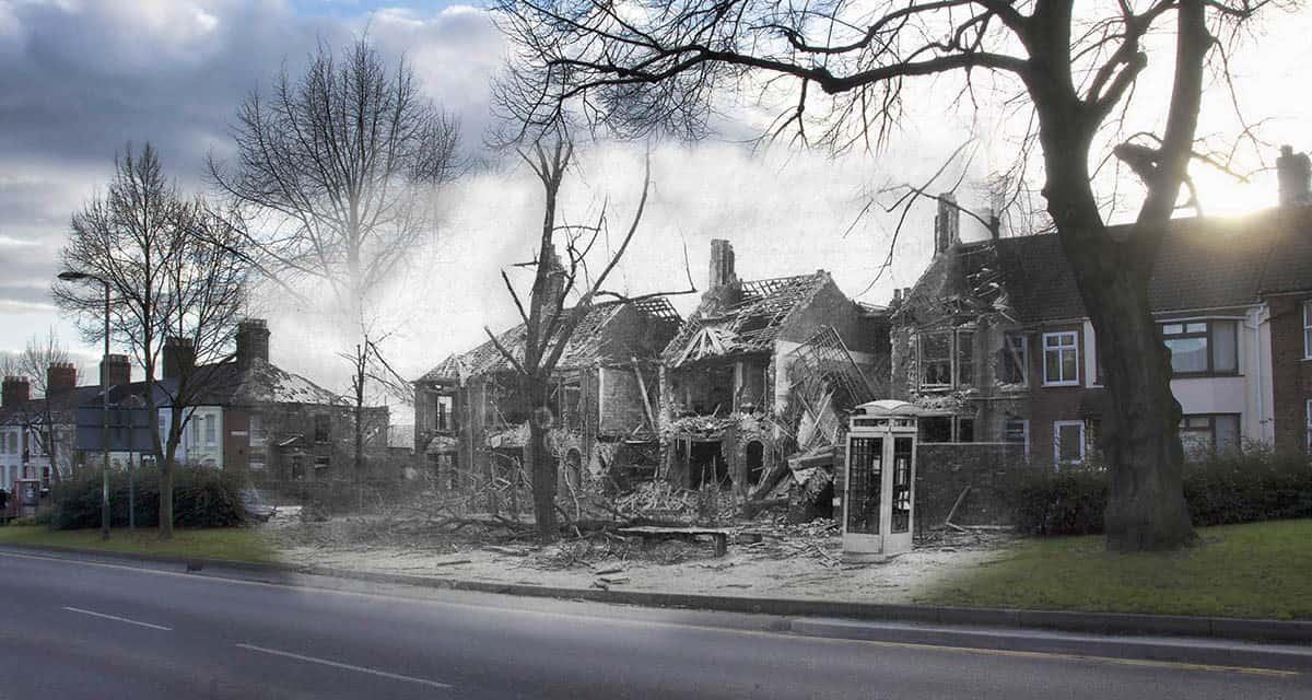 Blitz Ghosts: Aylsham Road