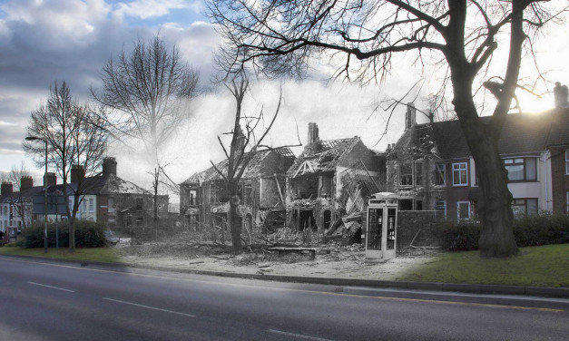Blitz Ghosts: Aylsham Road