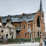 Blitz in Colour: Dereham Road Baptist Church 1942