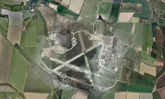 Ghost Airfields of WW2: Part 3