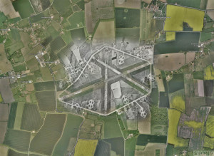 RAF wending map overlay