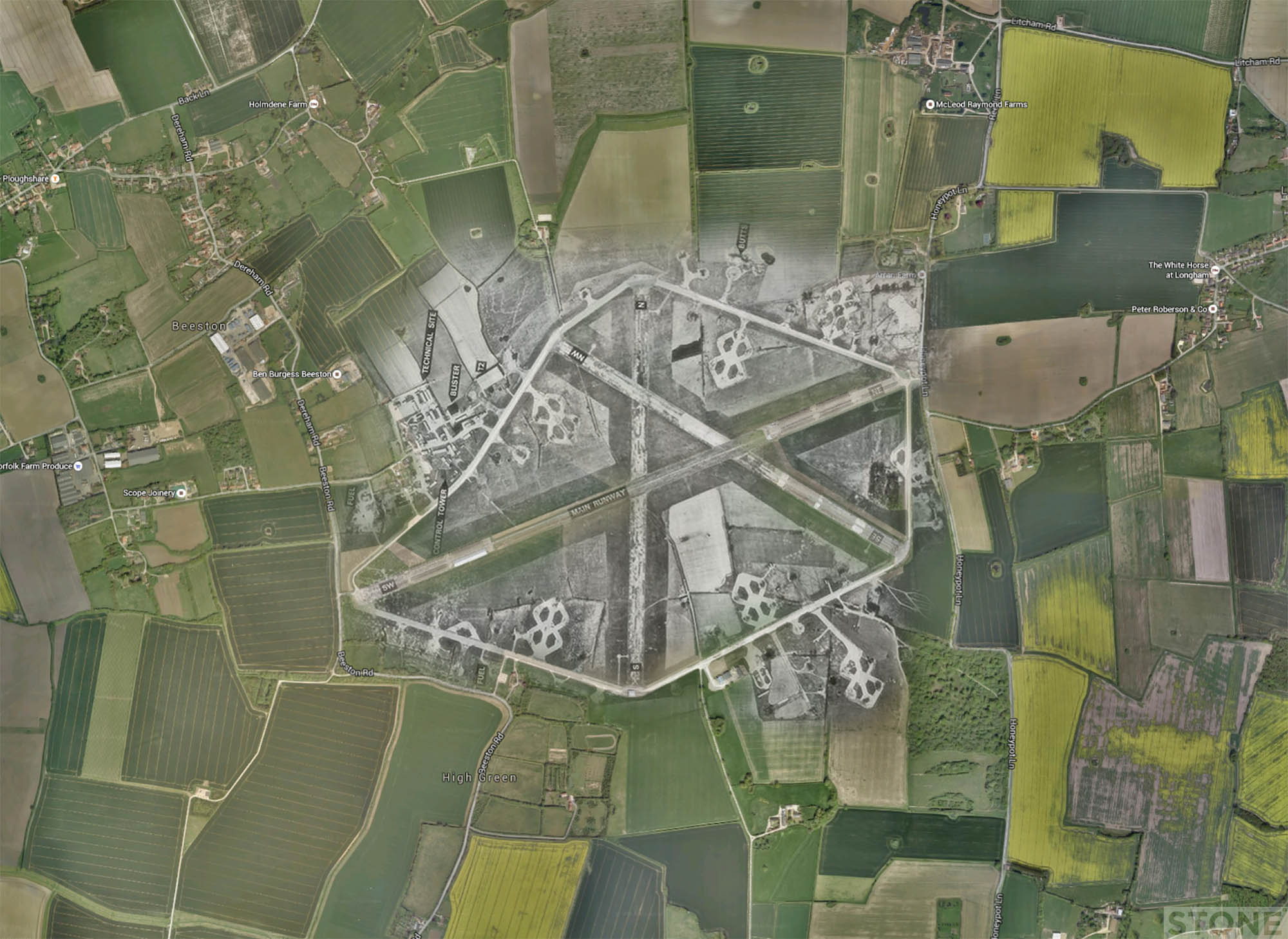 Ghost Airfields of WW2: Part 2 | Invisible Works