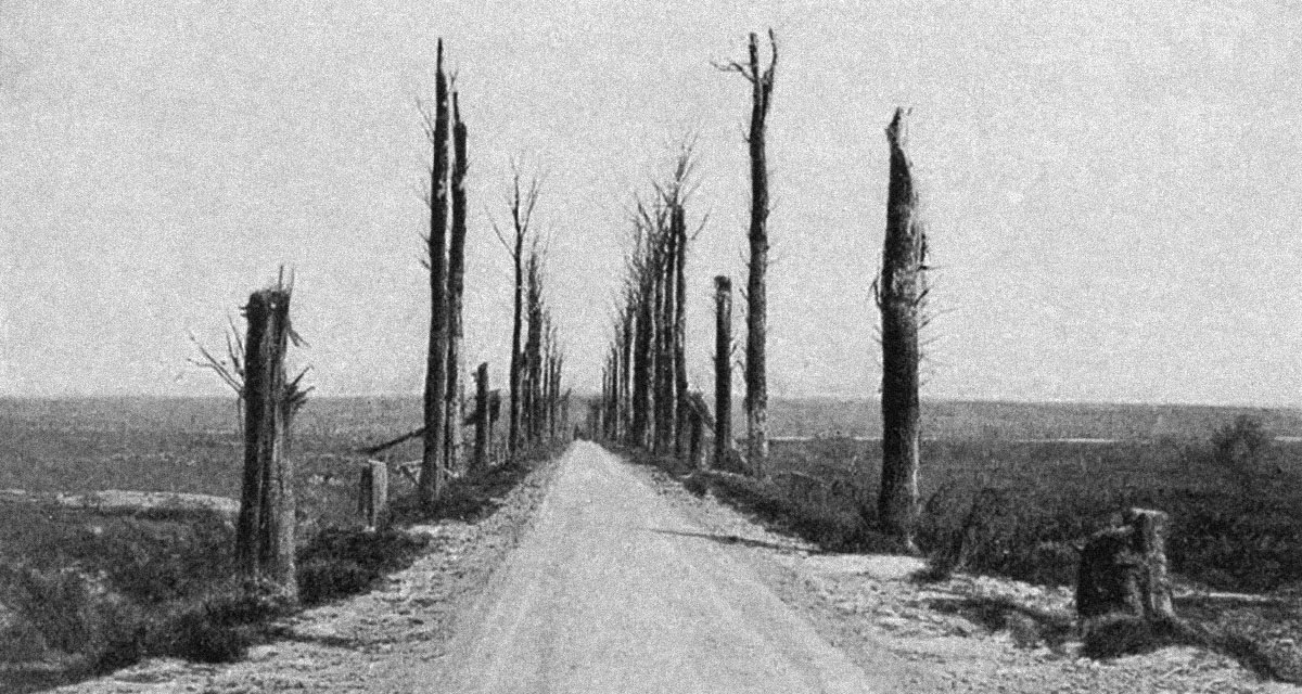 Aerial ghosts: Messines updated