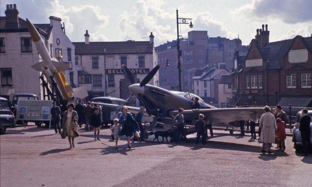 Through glass: Norwich 1963 – The Phoenix slides part 1.
