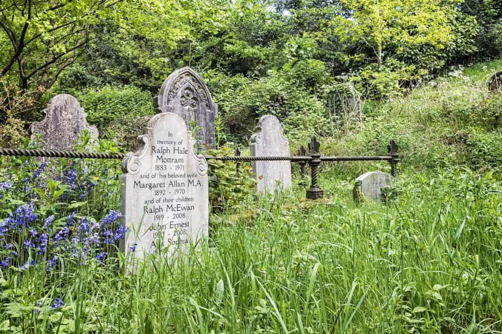 Rosary Cemetery, Norwich. Ralph Hale Mottram