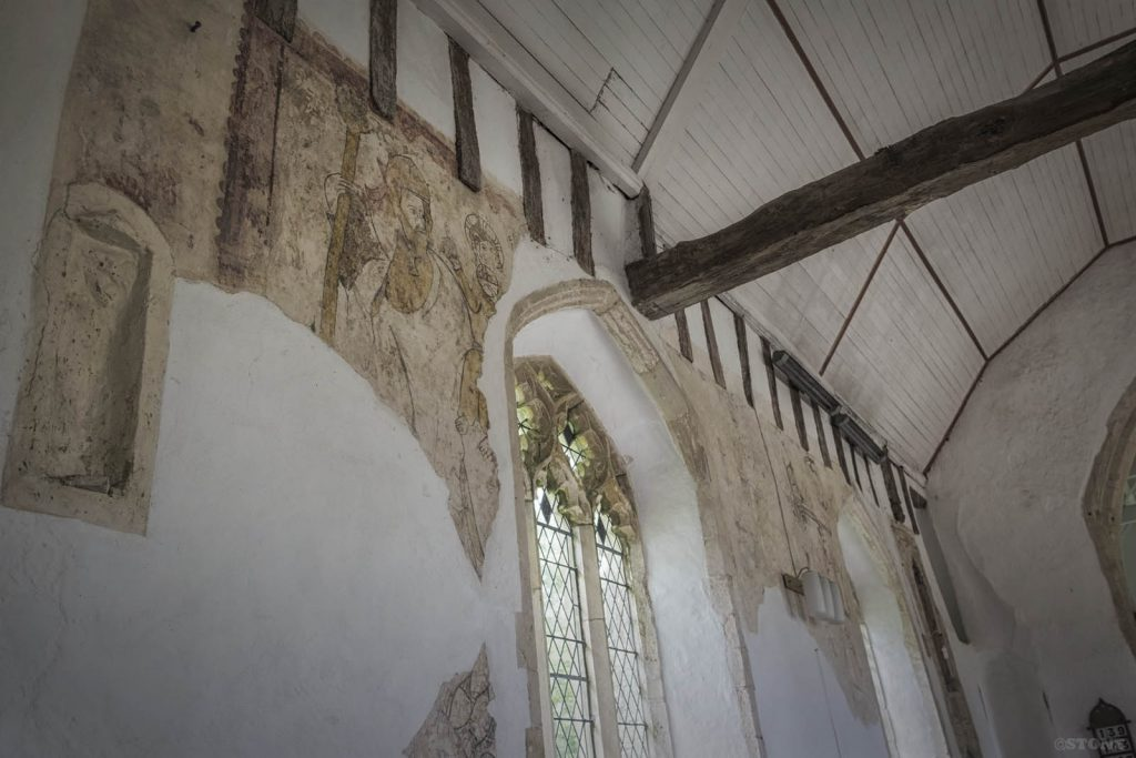 Edingthorpe wall paintings