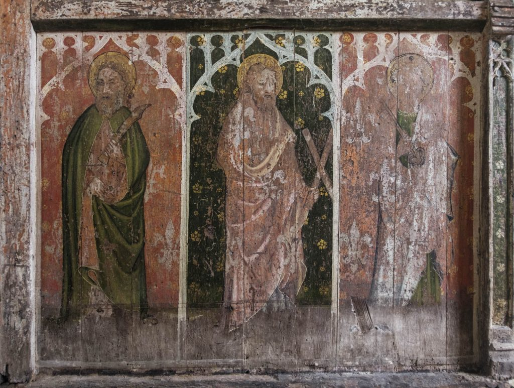 Edingthorpe Rood Screen