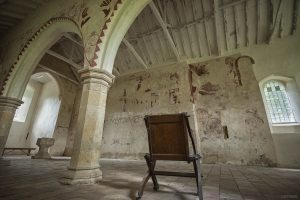 Little Witchingham St Faiths church Norfolk