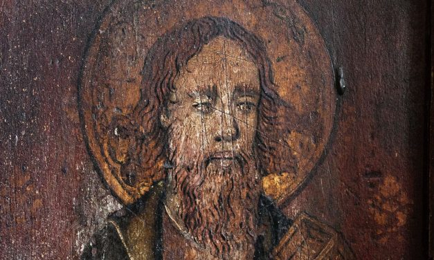 Painted saints – Digital conservation and visualisation