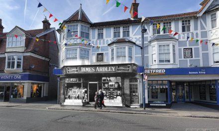 Ghosts: Sheringham