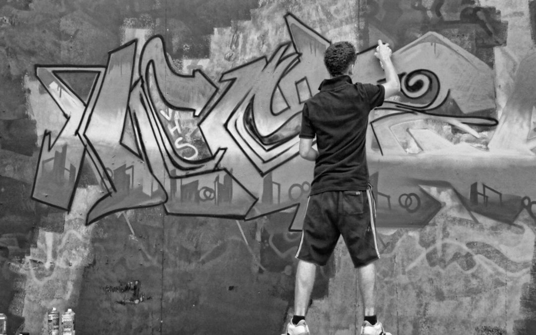 Graffiti Jam, Sovereign House, Anglia Square 2009
