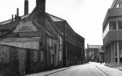 Walking the past: St Georges Street – Part Two